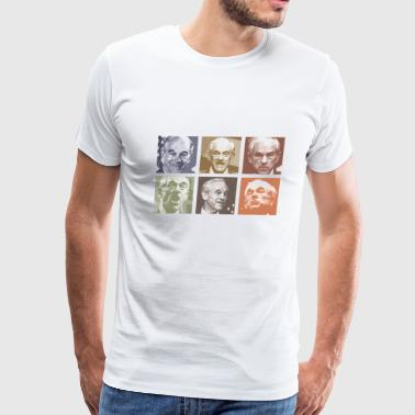 ron paul - Men's Premium T-Shirt