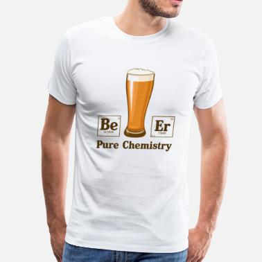 Pure Chemistry - Men's Premium T-Shirt
