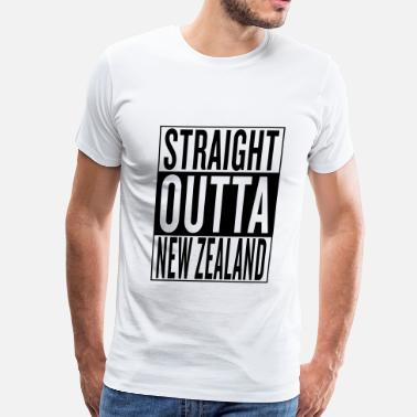 Outta New Zealand - Men's Premium T-Shirt