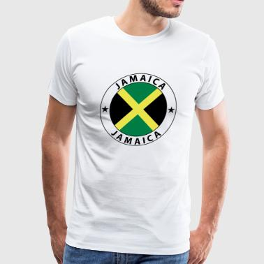Jamaica Design - Men's Premium T-Shirt
