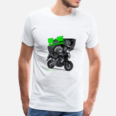Kawasaki & Kawasaki - Cool kawasaki t-shirt for kawasaki fa - Men's Premium T-Shirt