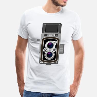Old Camera old camera - Men's Premium T-Shirt