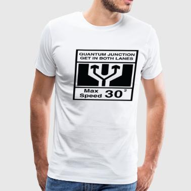 Quantum Junction - Men's Premium T-Shirt