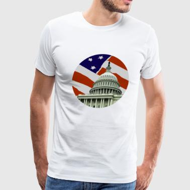 Capitol Hill - Men's Premium T-Shirt