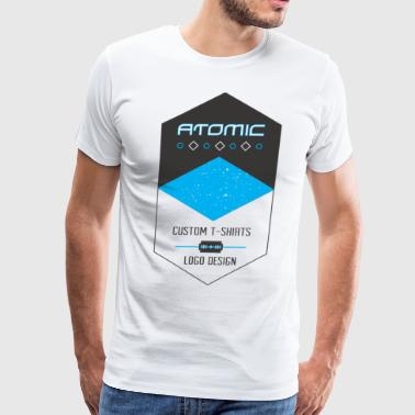 Atomic Hex - Men's Premium T-Shirt