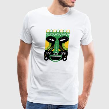 ritual mask - Men's Premium T-Shirt