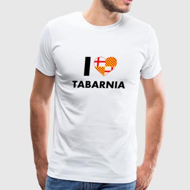 Tabarnia Love - Men's Premium T-Shirt