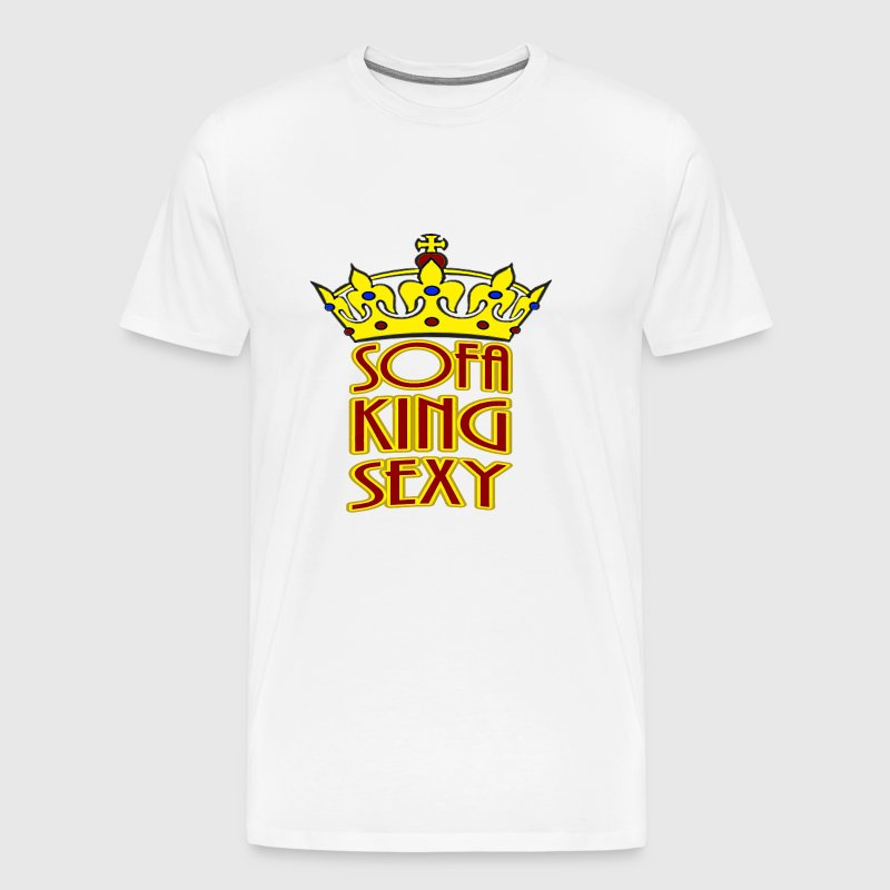 Sofa King Sexy - Men's Premium T-Shirt