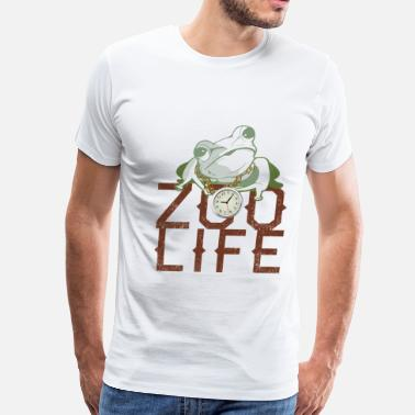 Zoo Life - Men's Premium T-Shirt