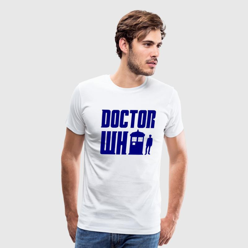 Doctor Who -11th Doctor - Men's Premium T-Shirt