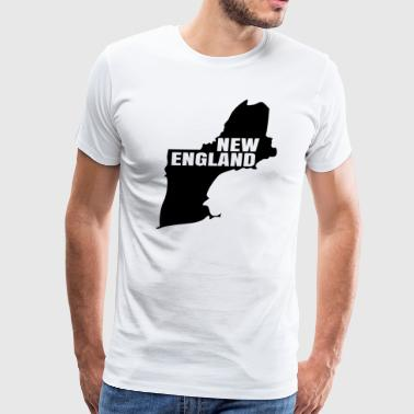 New england - Men's Premium T-Shirt