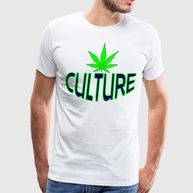 Pop Culture Culture - Men's Premium T-Shirt