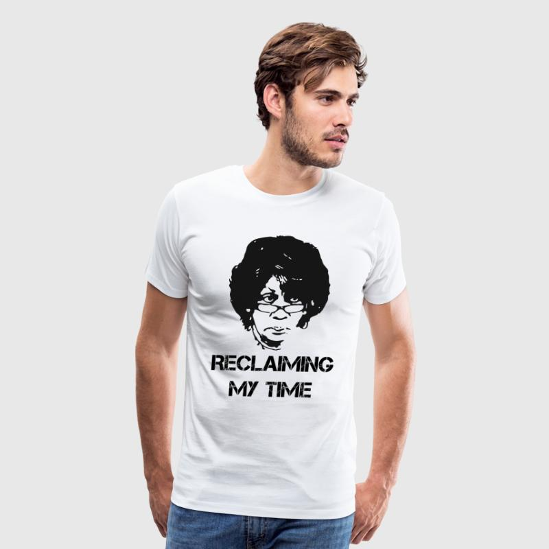 Reclaiming my time shirt - Men's Premium T-Shirt