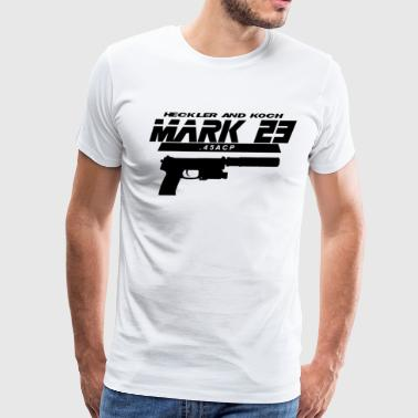Mark 23 - Men's Premium T-Shirt