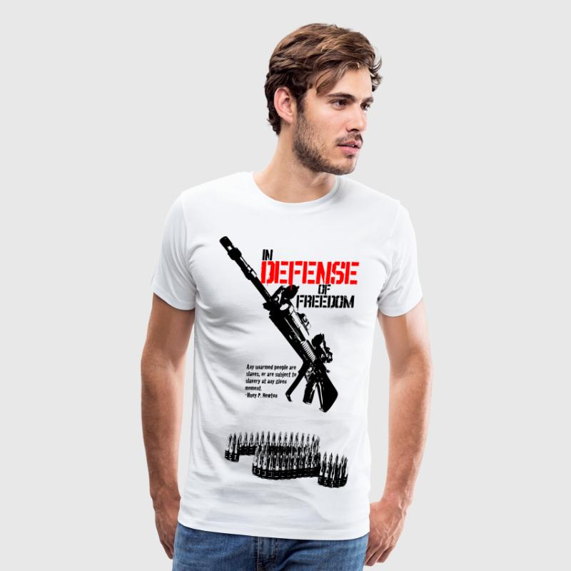defense_of_freedom - Men's Premium T-Shirt