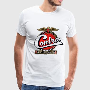 Contra Beer - Men's Premium T-Shirt