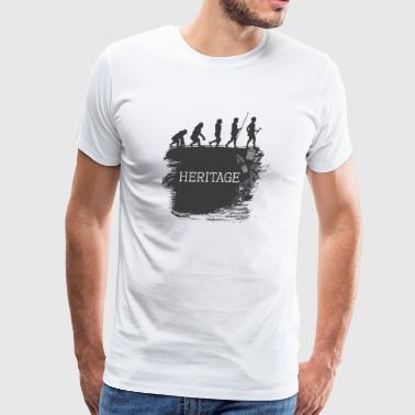 Heritage - Men's Premium T-Shirt