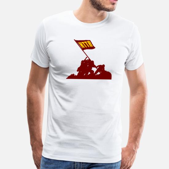 HTTR Men's Premium T-Shirt | Spreadshirt
