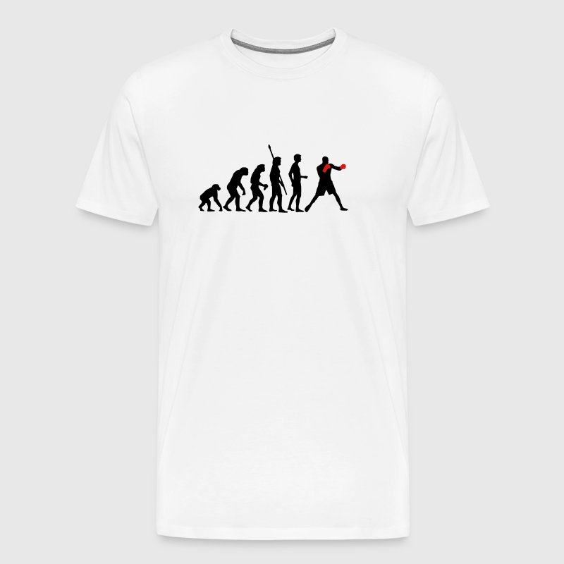 evolution_boxen_b_2c - Men's Premium T-Shirt