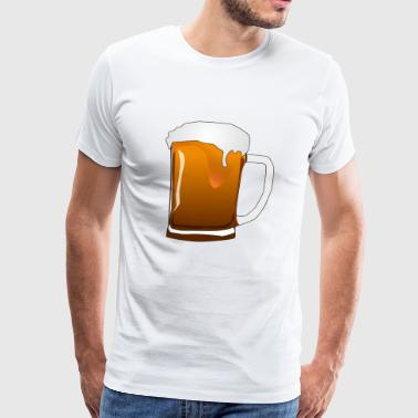pitcher beer - Men's Premium T-Shirt