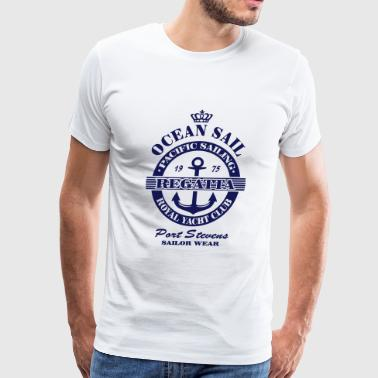 Ocean Sail Regatta - Men's Premium T-Shirt