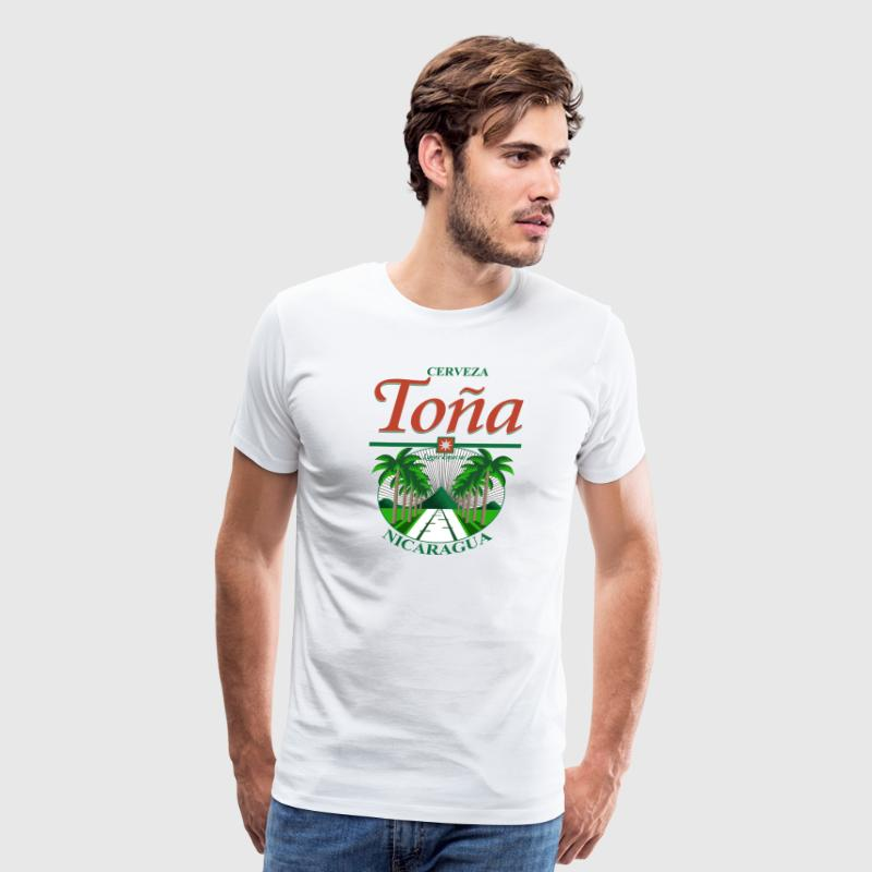Tona Beer - Men's Premium T-Shirt