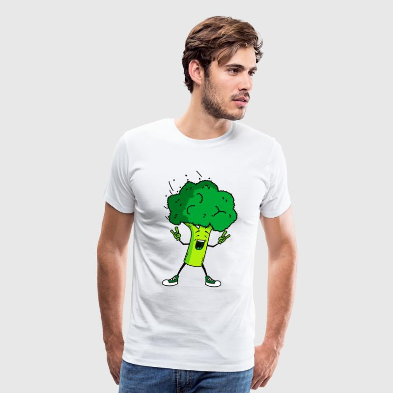 Broccoli rocks - Men's Premium T-Shirt