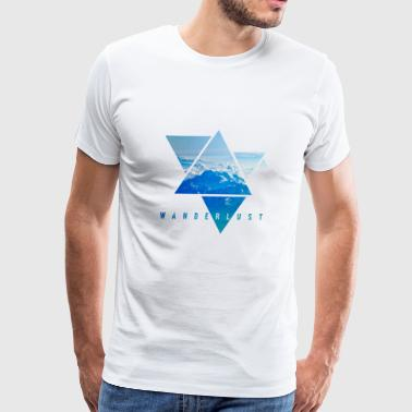 Mountain - Men's Premium T-Shirt