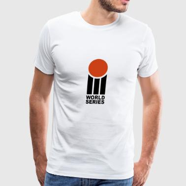 World Series Cricket Retro - Men's Premium T-Shirt