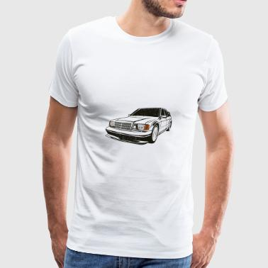 W201 EVO - Men's Premium T-Shirt