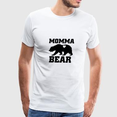 Momma Bear - Men's Premium T-Shirt