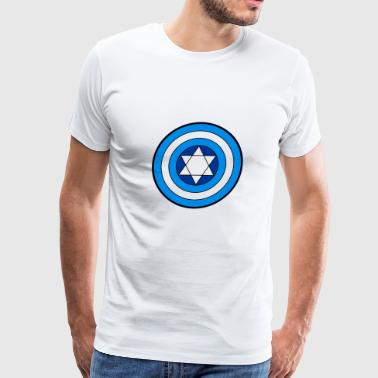 Captain shield - Men's Premium T-Shirt