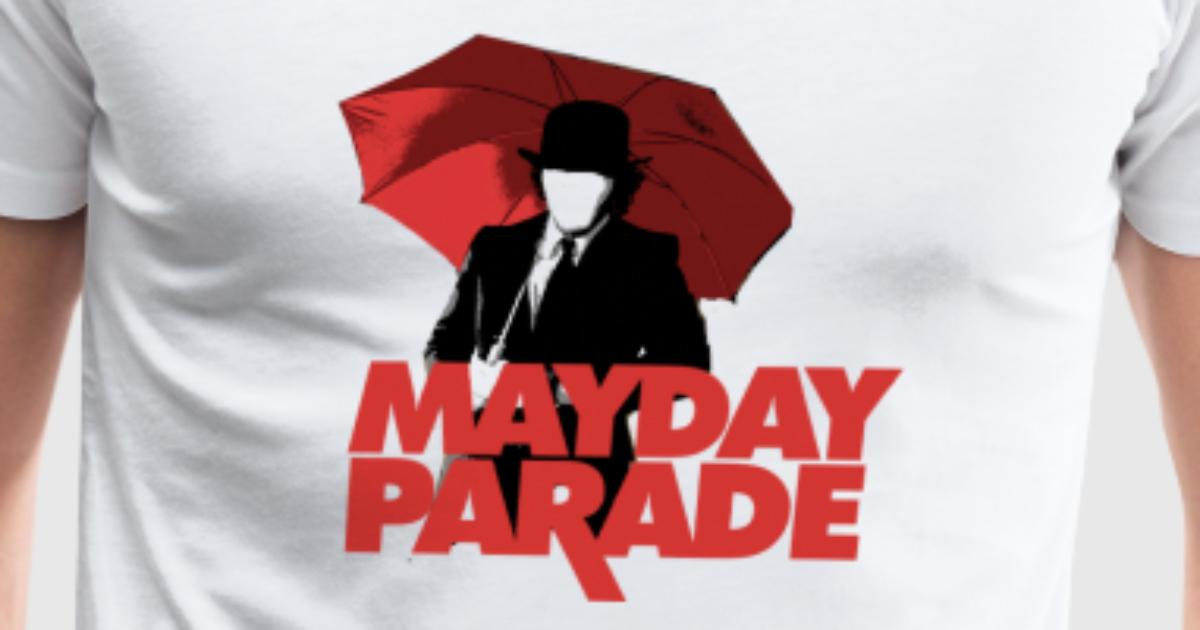 Mayday Parade By Drekore Spreadshirt