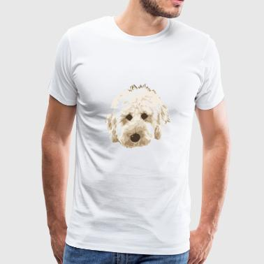 Doodle Summer with the Lashes - Men's Premium T-Shirt