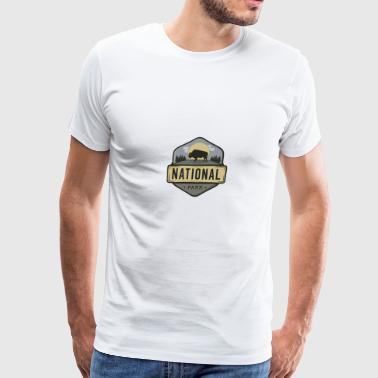 National Park - Men's Premium T-Shirt