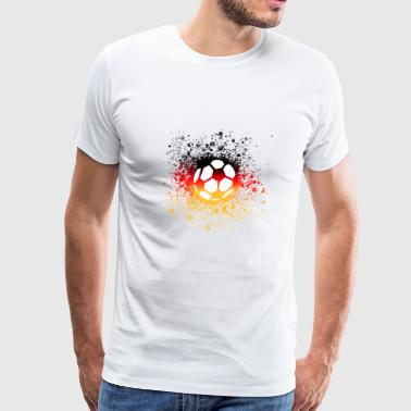 World Cup Soccer Germany Worldcup - Men's Premium T-Shirt