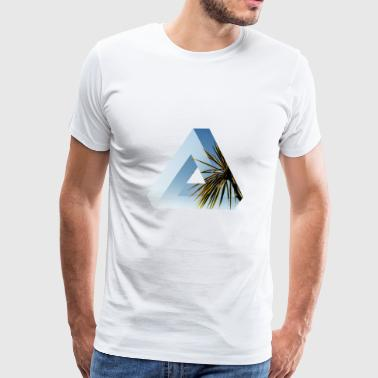 Summer T-Shirt Design - Men's Premium T-Shirt