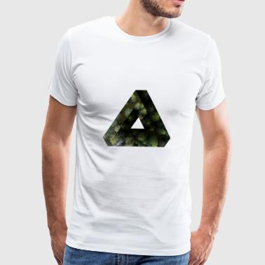 Camping Hiking Outdoor T-Shirt Design - Men's Premium T-Shirt