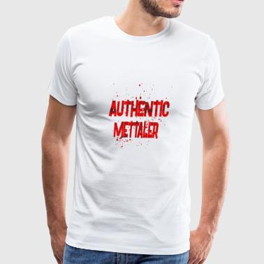 authentic - Men's Premium T-Shirt
