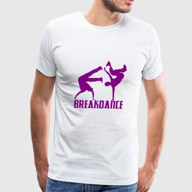 Breakdance Breakdancer Breakdancing Streetdance - Men's Premium T-Shirt
