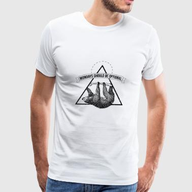 sloth - Men's Premium T-Shirt