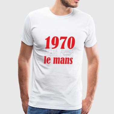 Le mans 1970 - Men's Premium T-Shirt