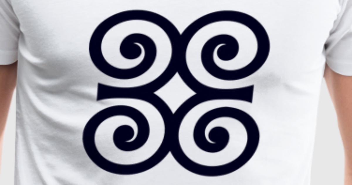 Dwennimmen Symbol Of Strength By Spreadshirt