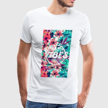 Vibes - Men's Premium T-Shirt