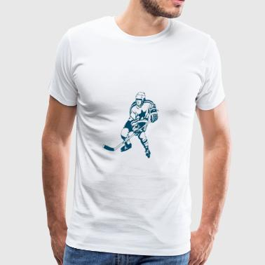 The Goal - Men's Premium T-Shirt