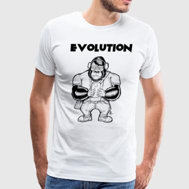 Starcraft EVOLUTION - Men's Premium T-Shirt