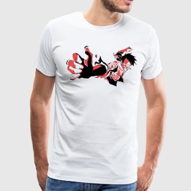 One Piece Luffy - Men's Premium T-Shirt