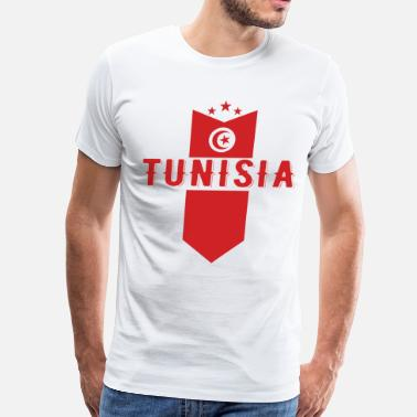 Tunisia Tunisia wins gift idea - Men's Premium T-Shirt
