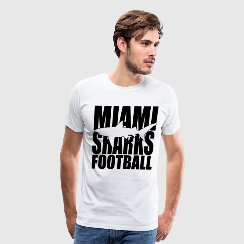 Miami Sharks Football - Any Given Sunday - Men's Premium T-Shirt