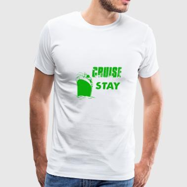 Couples Cruise Together Shirt - Men's Premium T-Shirt